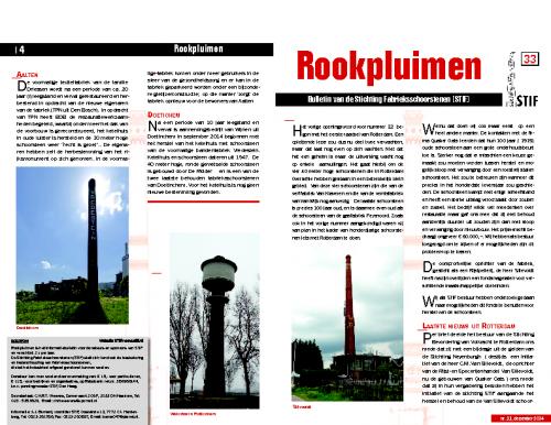 Rookpluimen 33
