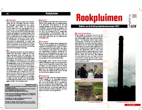 Rookpluimen 35