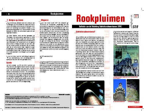 Rookpluimen 27