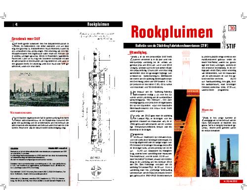 Rookpluimen 30